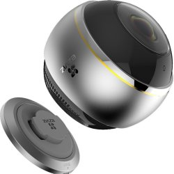 EZVIZ C6P 3MP sikkerhedskamera, sort