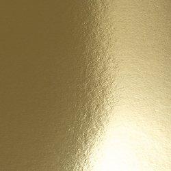 Metalkarton, A2, 280g, 10 ark, guld