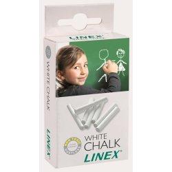Linex Tavlekridt, 10 stk, hvid