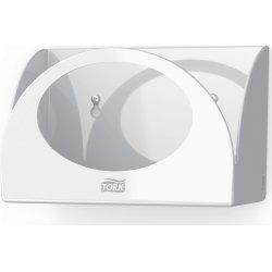 Tork W8 Small Pack Dispenser, hvid