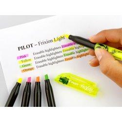 Pilot FriXion Light overstregningspen, gul