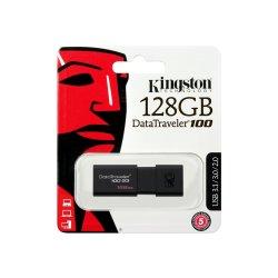 Kingston DataTraveler 100 G3 USB-nøgle, 128 GB