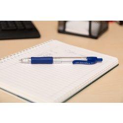 Office kuglepen 0,7mm, blå