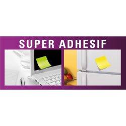 Post-it Super Sticky Notes 76 x 127mm, gul