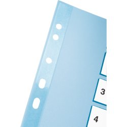 Esselte Mylar register A4, 1-10