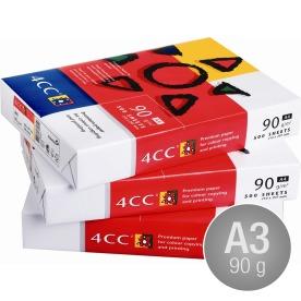 4CC ColorCopy laserpapir A3/90g/500ark