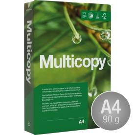 Multicopy Kopipapir A4/90g/500ark