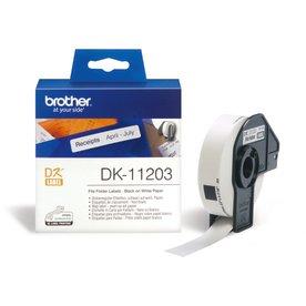 Brother ringbind folder 17x87 mm