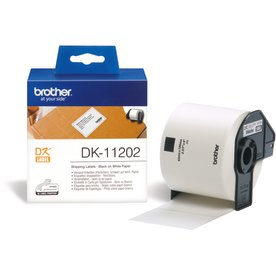 Brother shipping etiket 62x100 mm