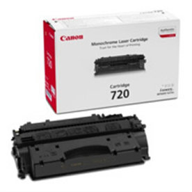 Canon CRG-720/2617B002AA toner, sort, 5000s