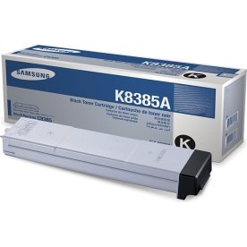 Samsung CLX-K8385A lasertoner, sort, 20000s