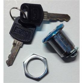 Ny lås til Lomax garderobeskab 2/4 døre
