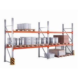 META pallereol, 330x180x110, 2200/6650 kg, Tilbyg