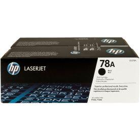 HP 78A/CE278AD laser toner, sort, 2100s dual-pack