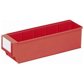 Systemkasse 1, (DxBxH) 300x91x81, Rød