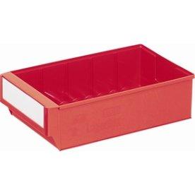 Systemkasse 2, (DxBxH) 300x183x81, Rød