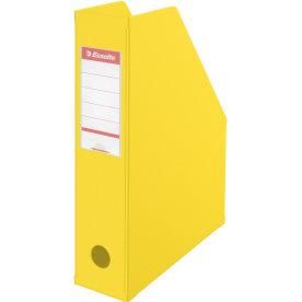 Esselte Vivida Maxi A4 tidsskriftholder, gul