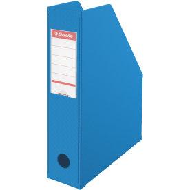 Esselte Vivida Maxi A4 tidsskriftholder, blå