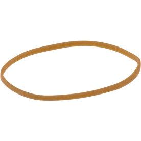 Elastikker nr. 18, 250g, 80mm, brun