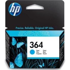 HP nr.364/CB318EE blækpatron, blå, 300s