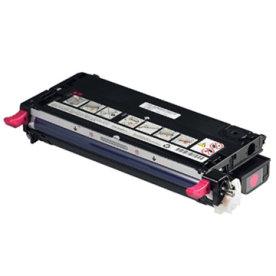 Dell 593-10172 lasertoner, rød, 8000s