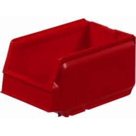 Arca forrådsbakke,(LxBxH) 250x148x130 mm,3,7L,Rød