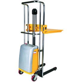 Mini-stabler m/elektrisk løft, 85-1200 mm, 400 kg