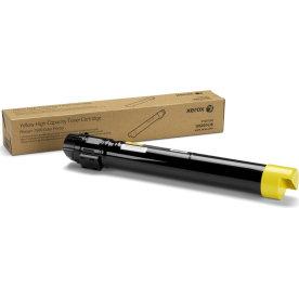 Xerox 106R01438 lasertoner, gul, 17800s