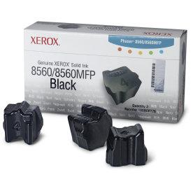Xerox 108R00726 blækpatron, sort, 3x 3400s