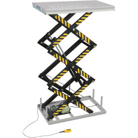 Silverstone el-løftebord, 1000 kg, 470-3000 mm
