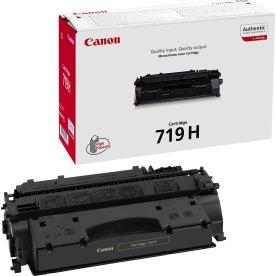 Canon nr.719H/3480B002 lasertoner, sort, 6400s