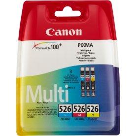 Canon CLI-526 blækpatroner, sampak