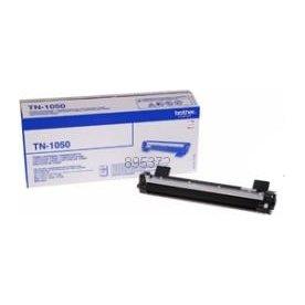 Brother TN1050 lasertoner, sort, 1.000 s