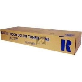 Ricoh 885324 lasertoner, blå, 17000s