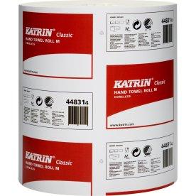Katrin Classic M centerfeedrulle, 1-lag, 6 stk