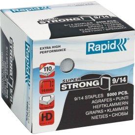 Rapid Super Strong 9/14 Hæfteklammer, 5000 stk.