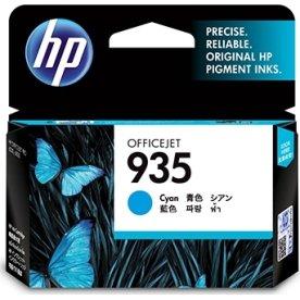 HP nr 935 Blækpatron, blå, 400s.