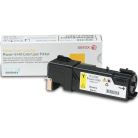 Xerox 106R01479 lasertoner, gul, 2000s