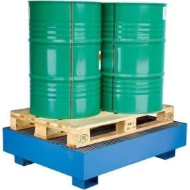 Opsamlingskar - til 4 tønder