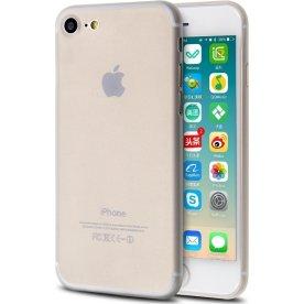 Twincase iPhone 7 case, transparent hvid