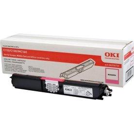 OKI 44250722 lasertoner, rød, 2500s