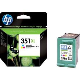 HP 351/CB338EE XL blækpatron, farve, 510s