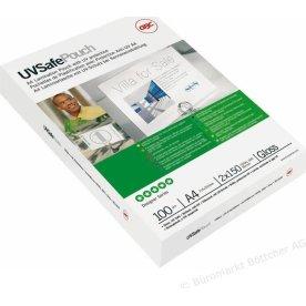 A4 Lamineringslomme, UV-safe, 150 mic