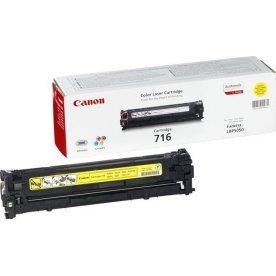 Canon nr.716Y/1977B002AA lasertoner, gul, 1500s