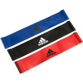 Adidas Mini stretchband, 3 stk.