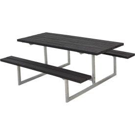 Plus Basic bord-bænkesæt, Genbrugsplast
