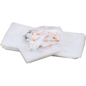 Plastpose til posesvejser 150 x 300 mm, 1000 stk.