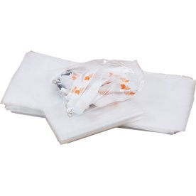 Plastpose til posesvejser 200 x 400 mm, 500 stk.