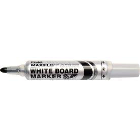 Pentel MWL5M Maxiflo whiteboard marker, sort