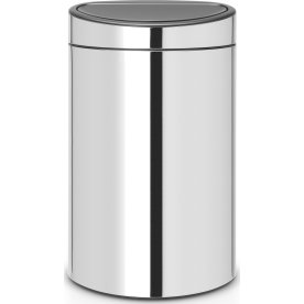 Brabantia Affaldssort. 10 + 23 L, brilliant steel